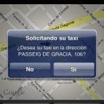 Gootaxi el programa para pedir taxi desde el telefono