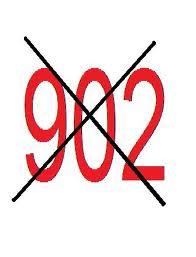 no mas numeros 902