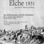 Exposición fotografica de elche en 1931