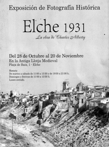 folleto elche 1931